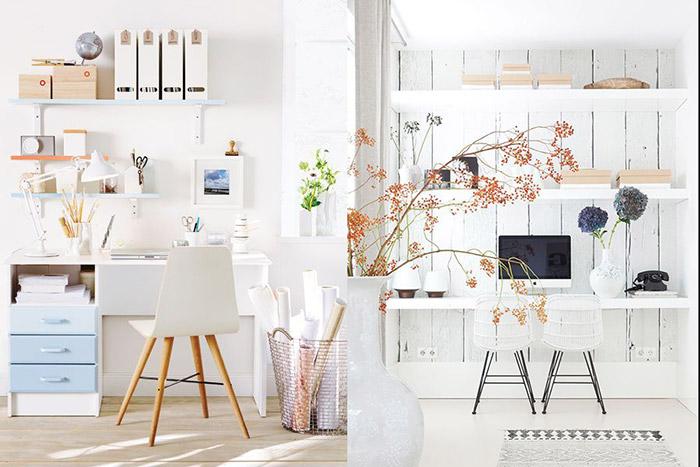 Decoração de Home Office (escritório em casa)