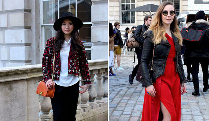 London Fashion Week – AW 2015.16: Street Style
