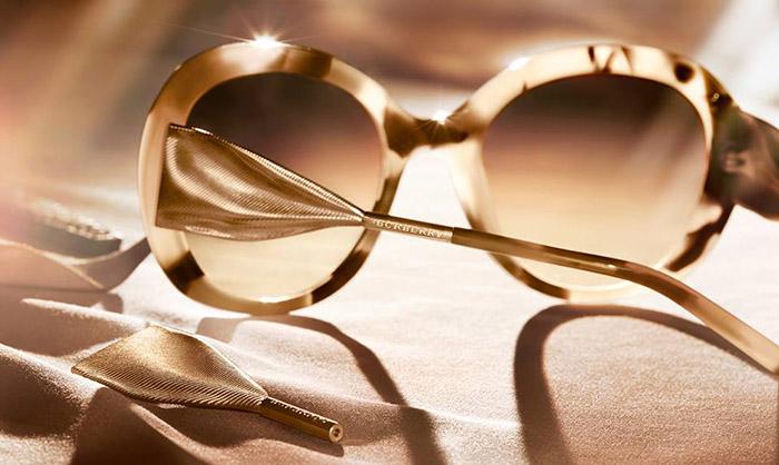 Burberry lança The Gabardine Collections (Eyewear)