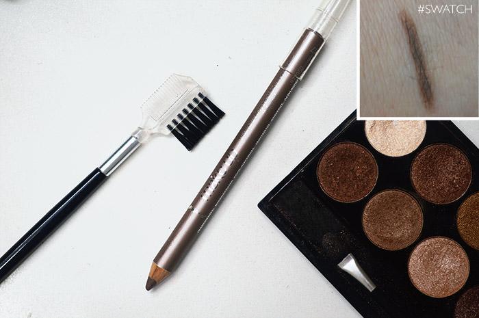 Lápis delineador para sobrancelhas da Panvel - cor universal