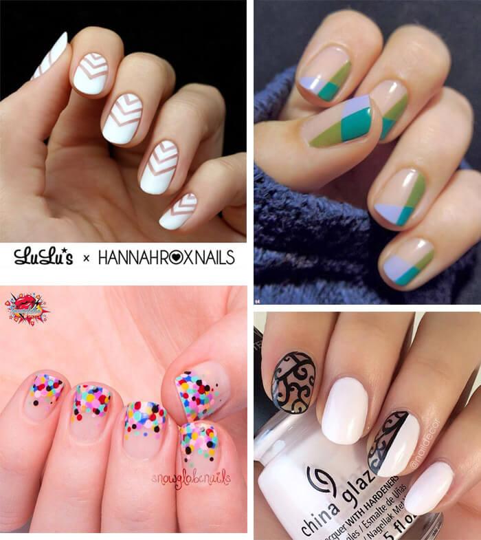 Unhas Negativas (manicure): nova tendência de beleza