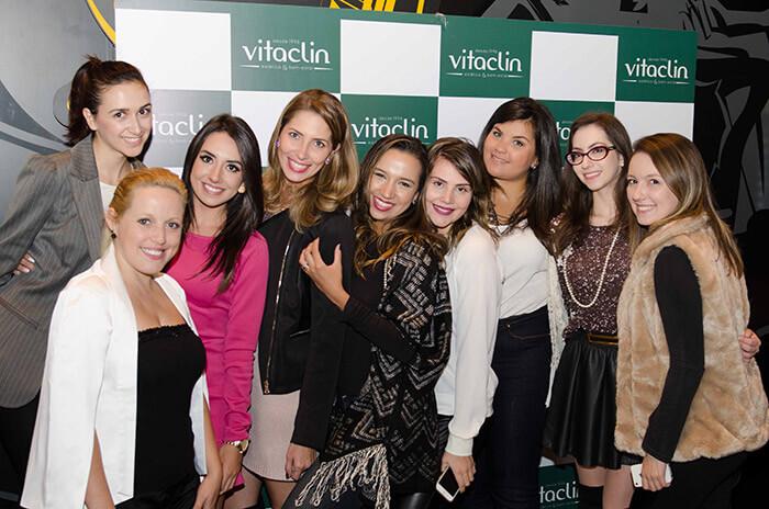 Vitaclin: Coletiva de imprensa Vectus em Curitiba