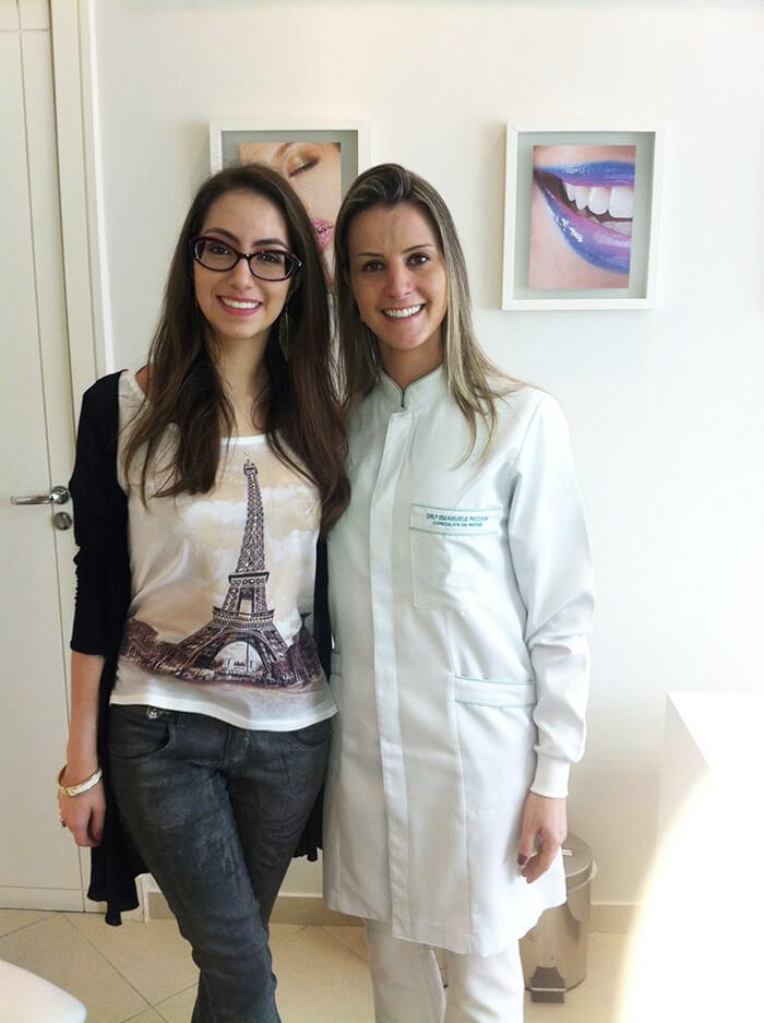 Clareamento Dental Caseiro Com Dentista Manu Luize