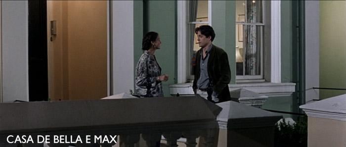 Casa de Bella e Max no filme Notting Hill