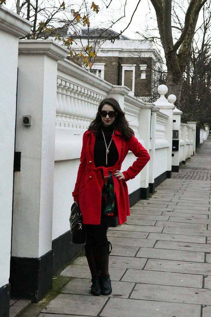 Look do dia em Notting Hill - Manu Luize