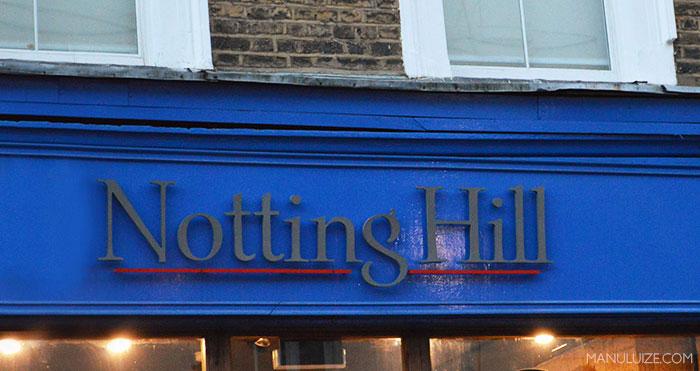 Tour em Notting Hill - Londres