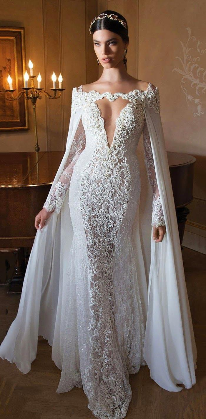 Favoritos 50 Vestidos de Noiva Incríveis | Manu Luize LY74