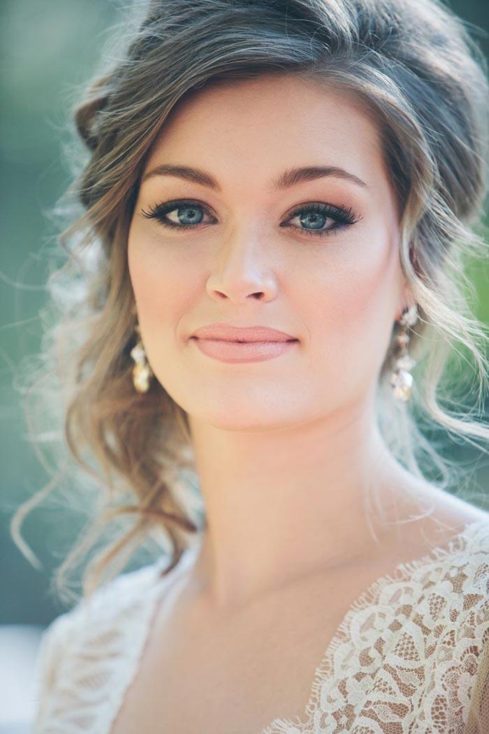 Maquiagem para Noivas: 30 ideias Manu Luize