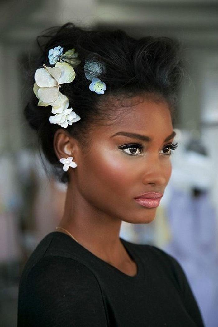 Noivas negras - maquiagem