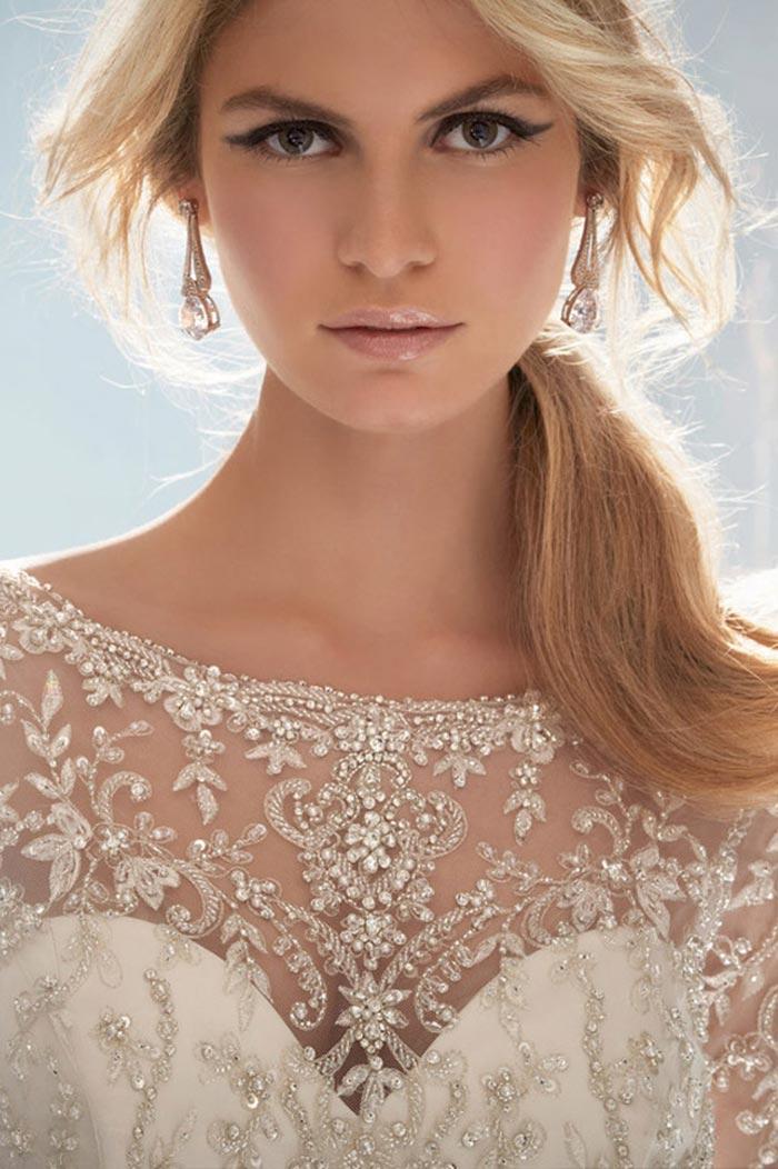 Maquiagem para noivas clássicas