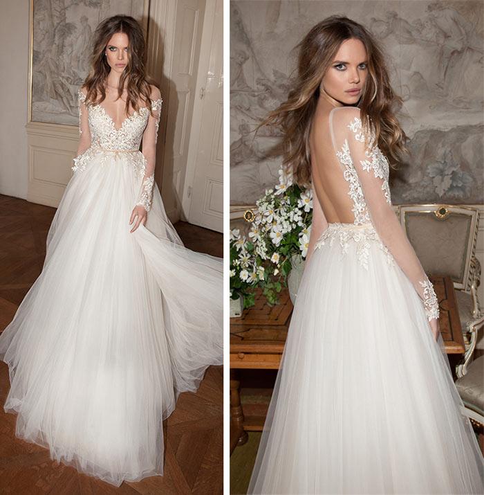50 Vestidos De Noiva Incr 237 Veis Manu Luize