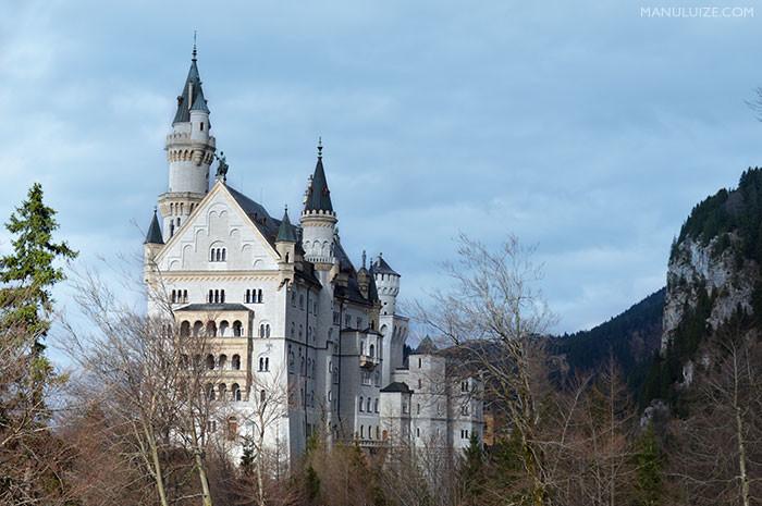 Castelos na Europa - Viagem