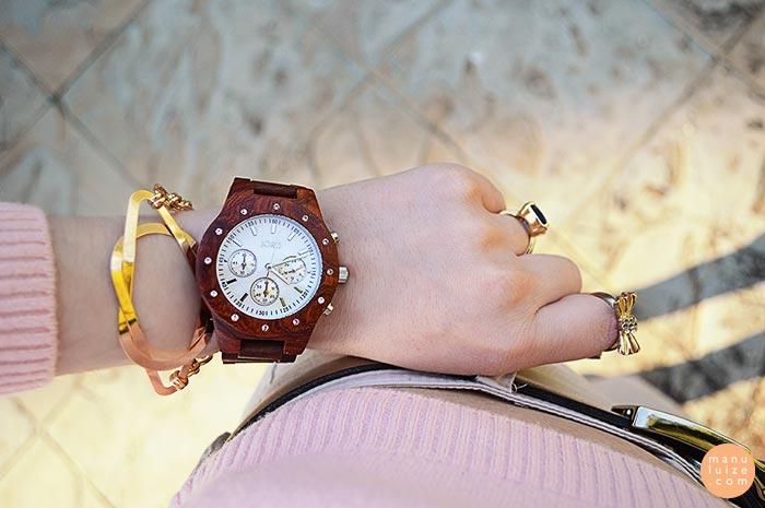 Jord Watches - relógio feminino