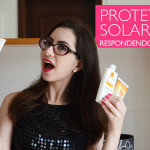 Protetor Solar: respondendo dúvidas