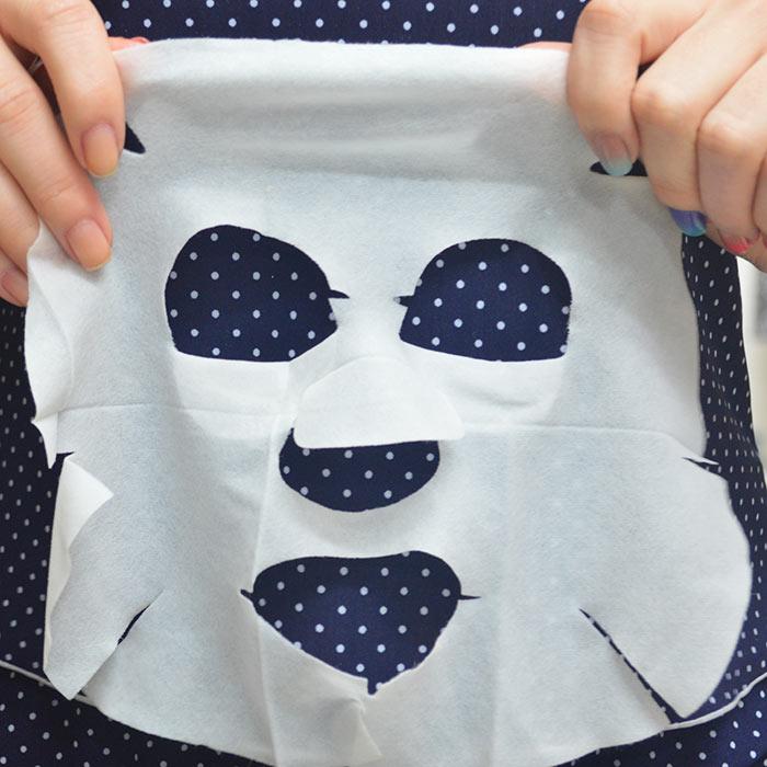 Máscara Facil de tecido