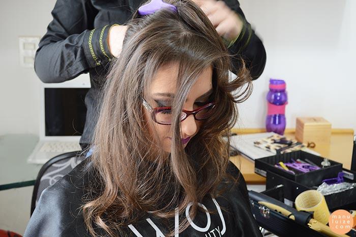 Cabelo e maquiagem em casa - Woj Beauty Squad