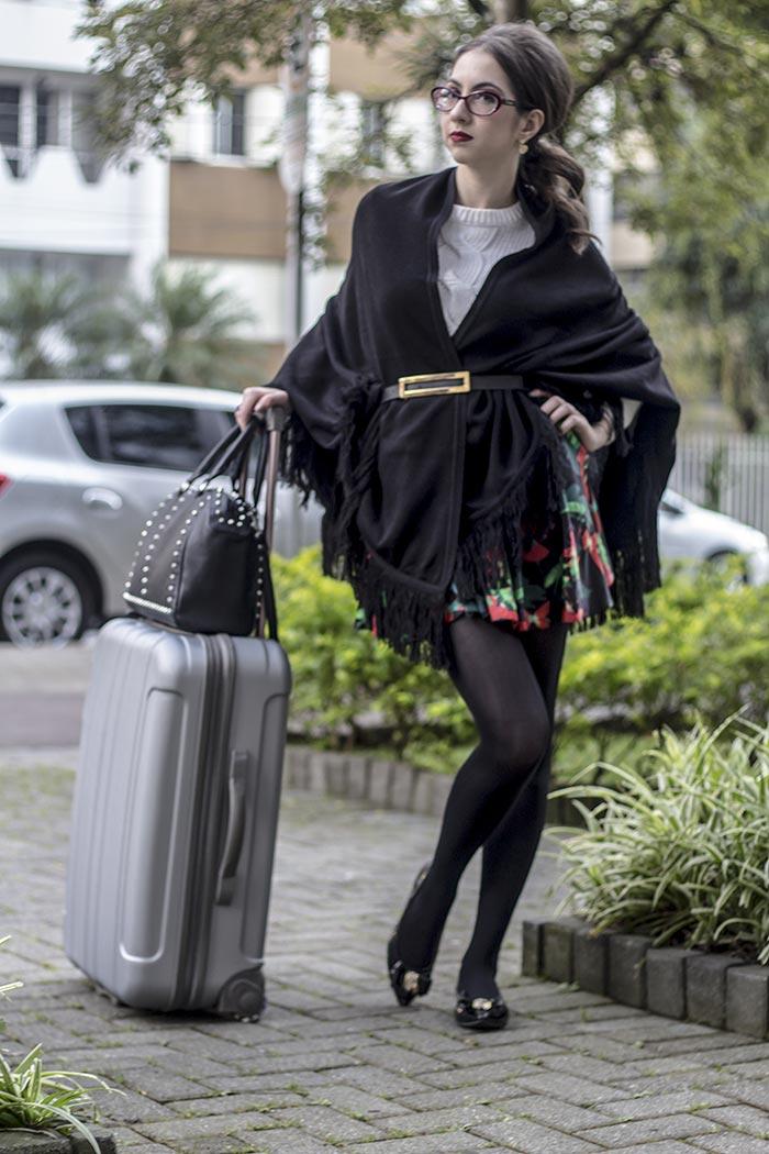 Look para viajar - airport style