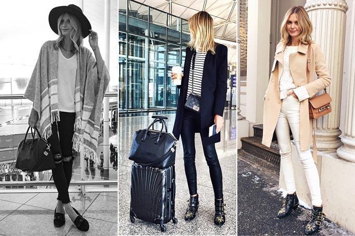 Looks no aeroporto - Jessica Stein