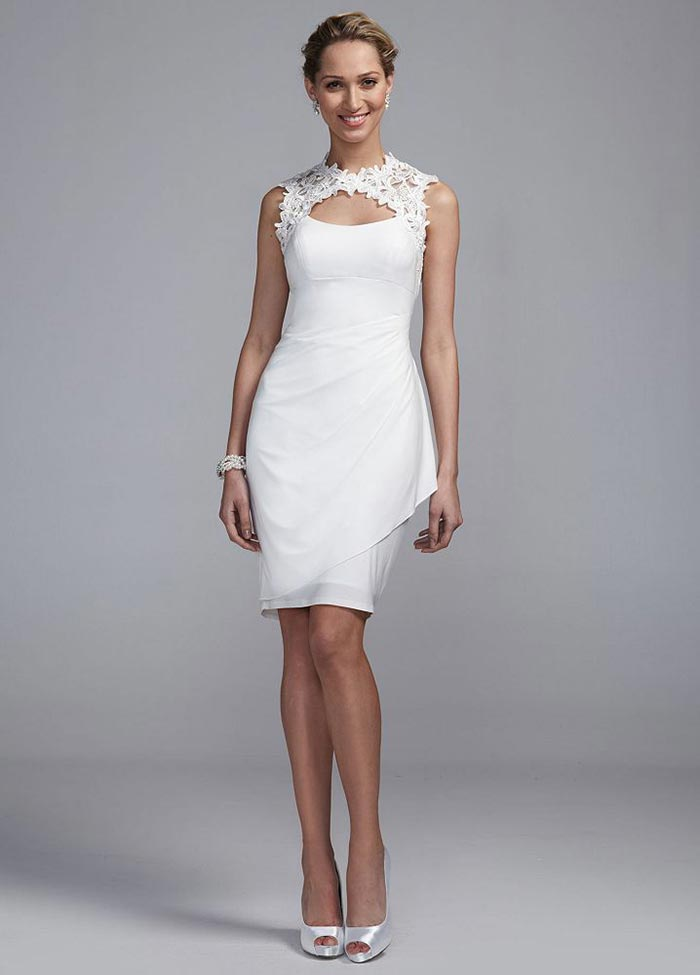 Vestido De Noiva Curto Como Escolher Manu Luize