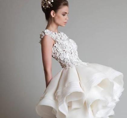 Vestido de Noiva Curto: Como escolher