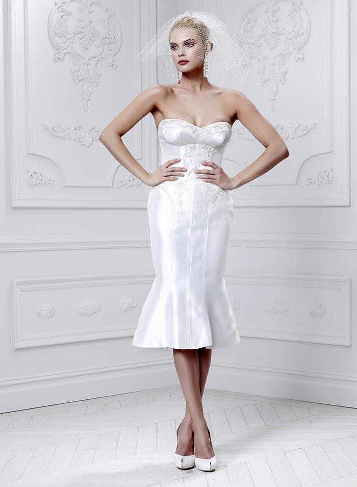 Vestido de noiva Zac Posen