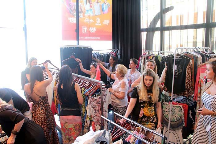 Bazar em Curitiba com até 70% de desconto