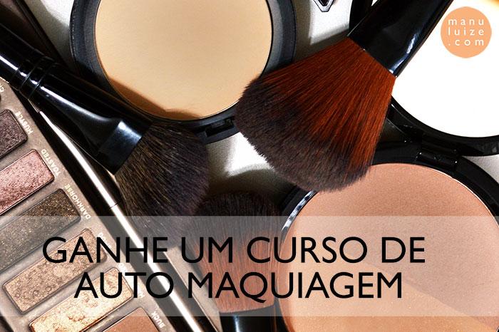 curso de auto maquiagem em Curitiba