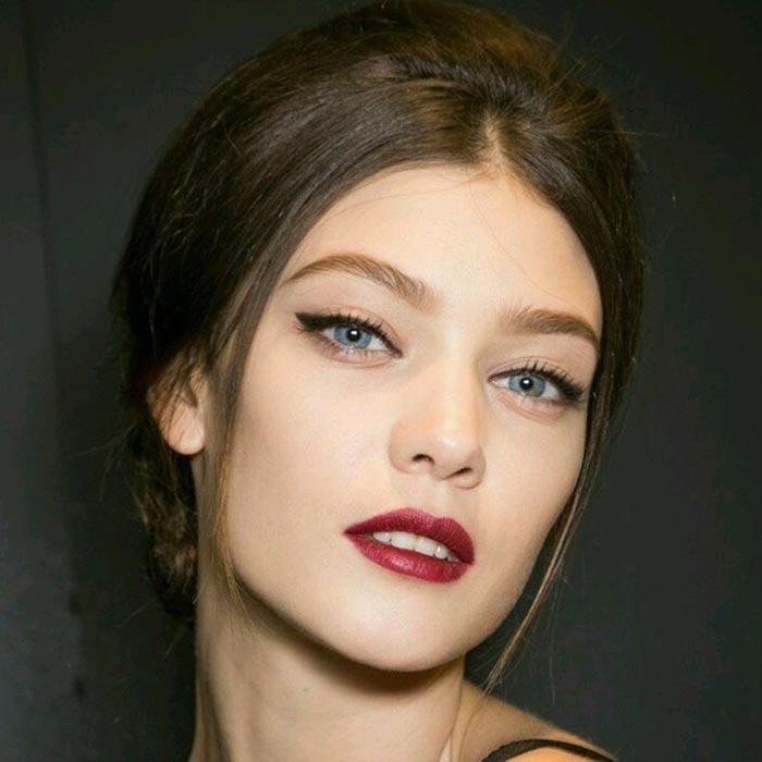 Maquiagem desfile Dolce & Gabbana