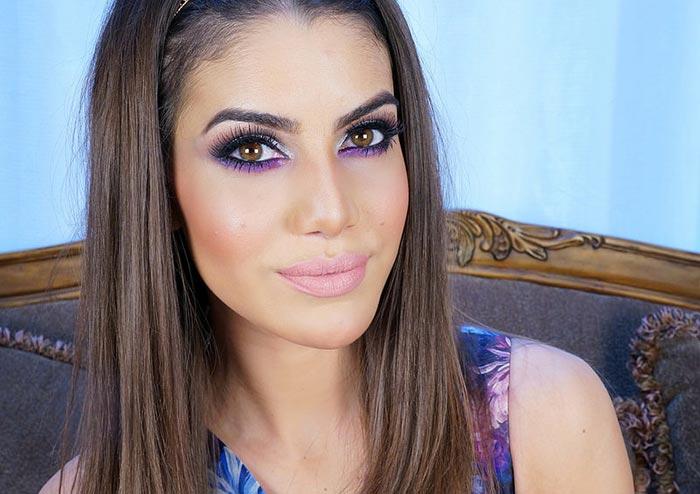 maquiagem para formatura - Camila Coelho