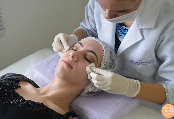 Peeling Facial: Peeling de Porcelana