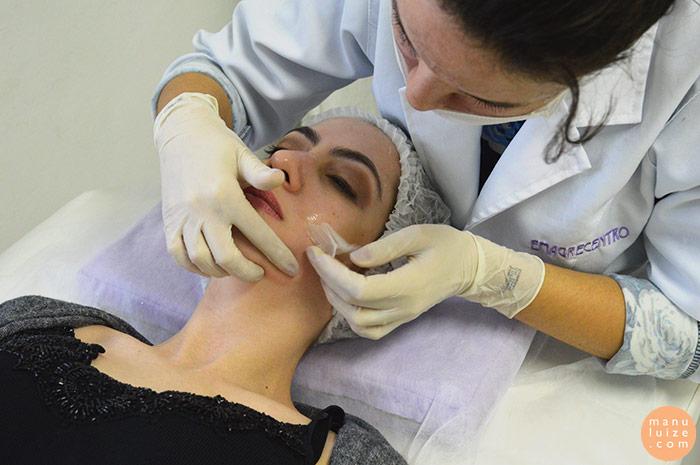 Peeling Facial: retirando a máscara