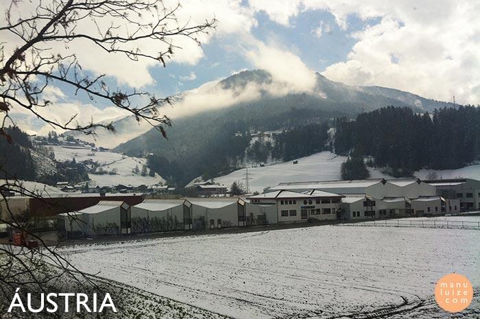 Áustria - foto: Manu Luize