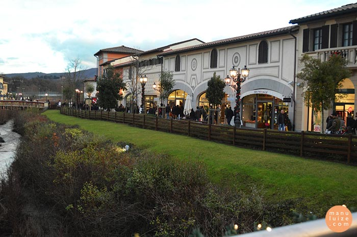Barberino Designer Outlet em Florença