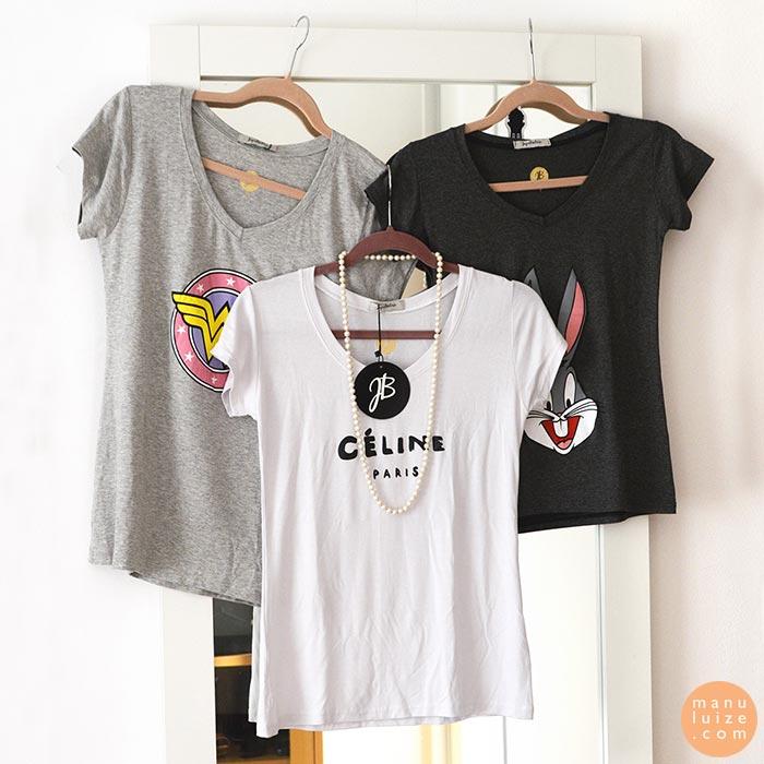 T-shirts Jaque Bontorin