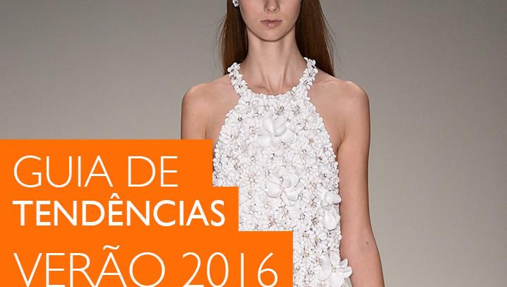 Verão 2016: Tendências de Moda