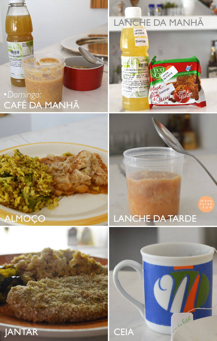 Dieta Detox: Cardápio de refeições 3