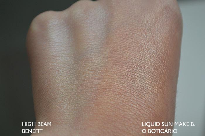 Iluminador: High Beam X Liquid Sun