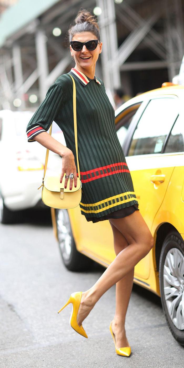 Look de verão: Giovanna Battaglia