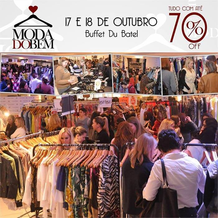 Bazar Moda do Bem - Curitiba