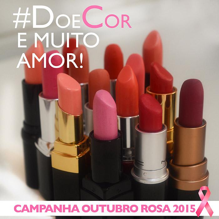 Campanha Doe Cor em Curitiba