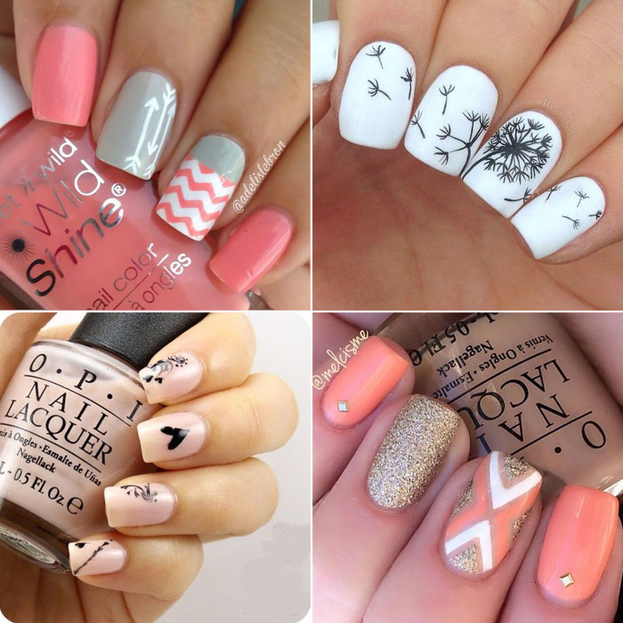 Fotos de unhas decoradas lindas