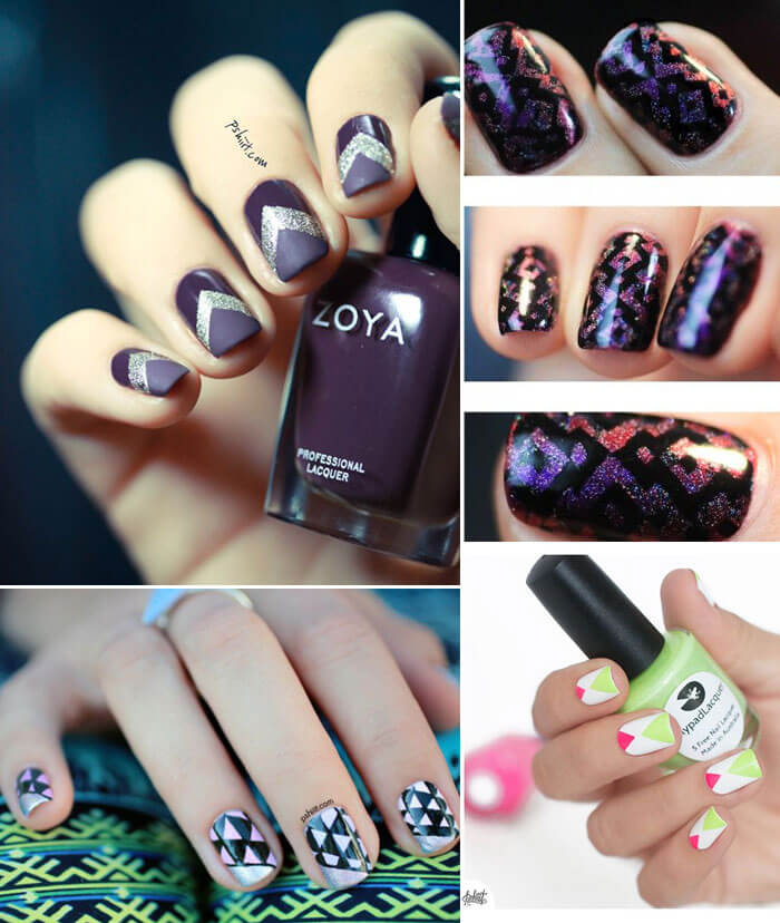 fotos de unhas decoradas - pshiiit