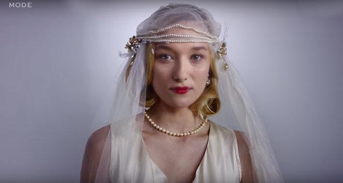 Noiva dos anos 20