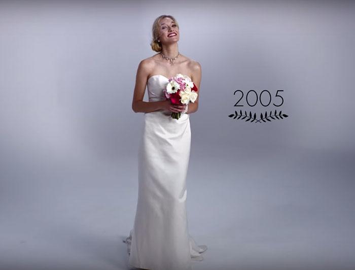 Noiva dos anos 2000