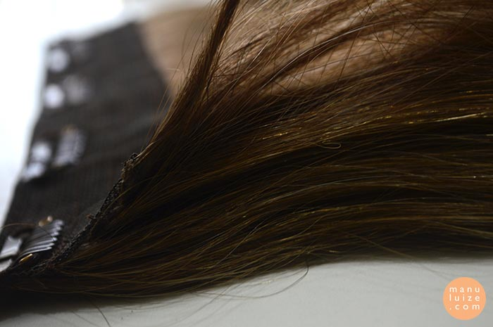 Aplique tic tac - cabelo