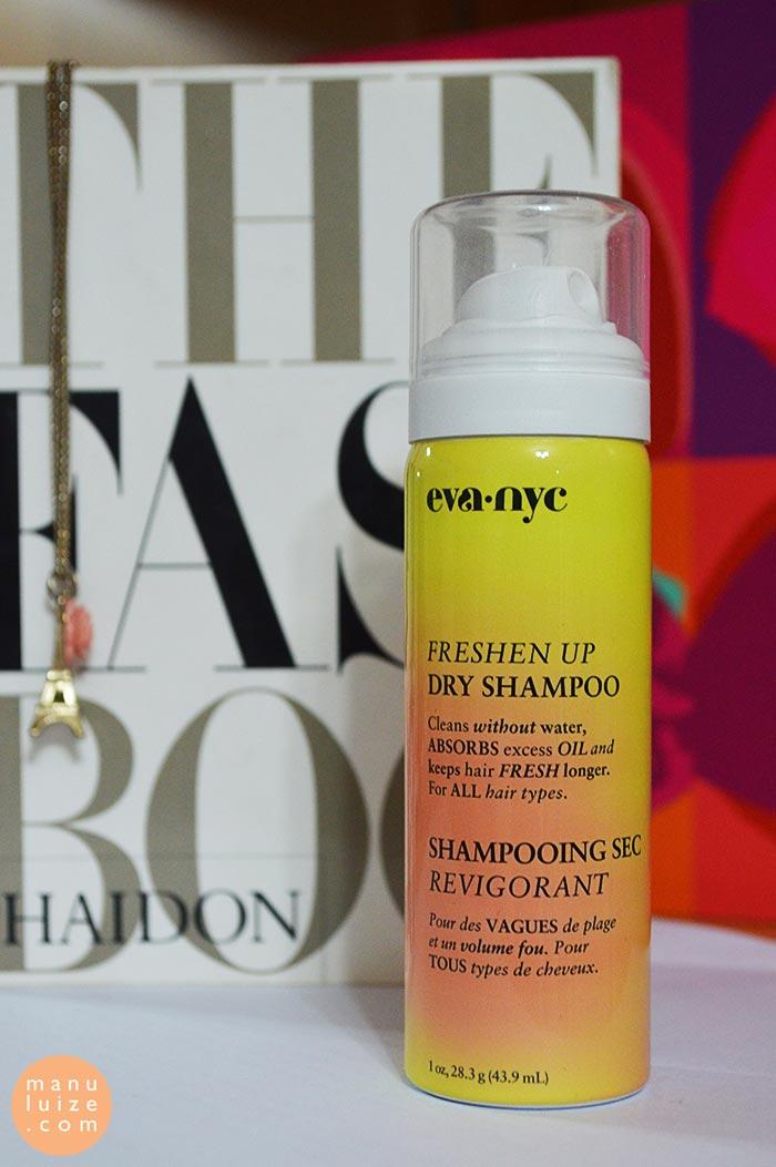 Dry Shampoo a seco - Eva NYC