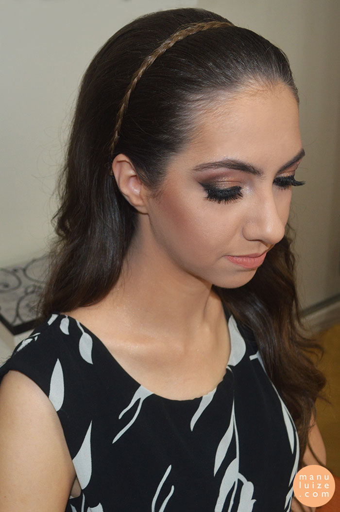 Maquiagem para casamento e festas