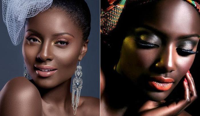 Maquiagem para pele negra: Noivas