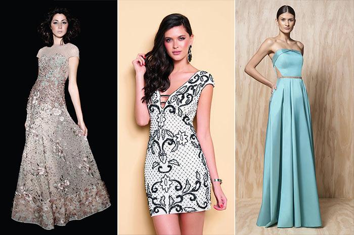 Vestidos de festa: 7 tendências para você arrasar