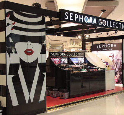 Sephora Collection no Shopping Müeller